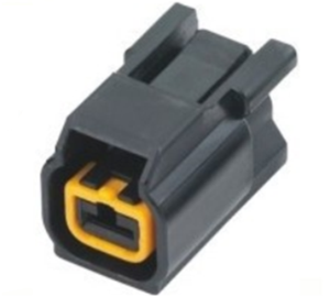 QLW-A-1F 1 pin wire connector single pin pa66 gf13 connector
